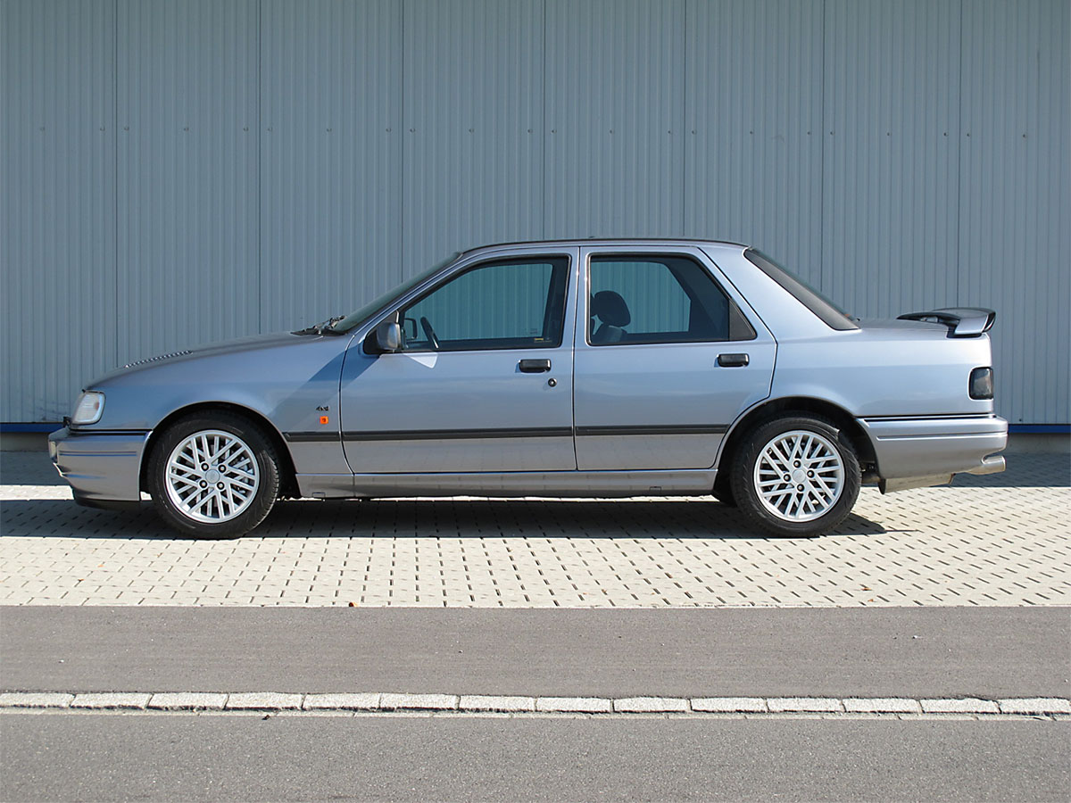 Ford Sierra Cosworth 4×4 1990