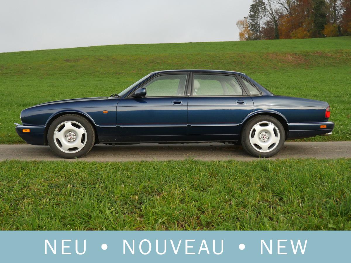Jaguar XJR6 4.0 dunkelblau 1994