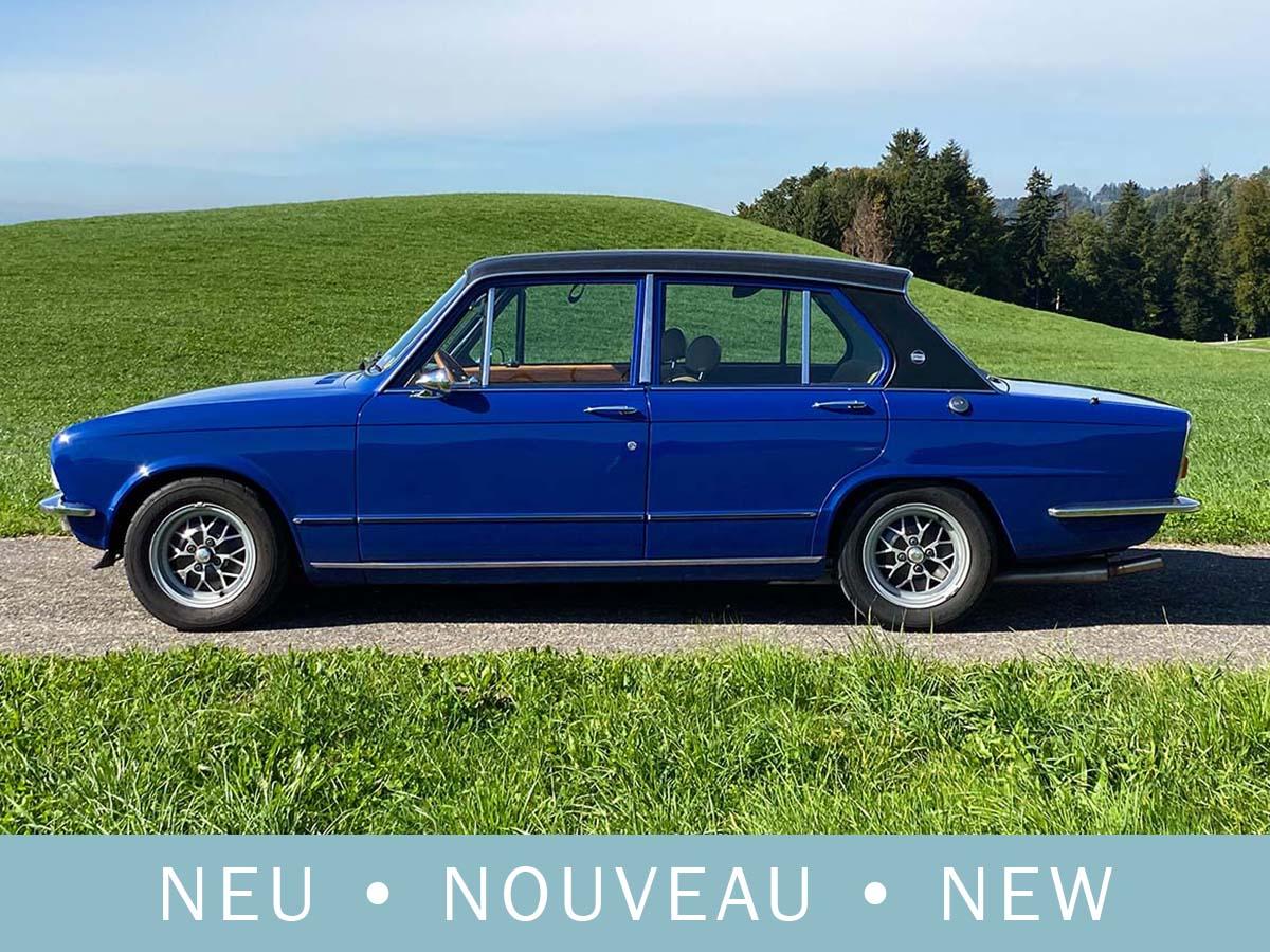 Triumph Dolomite Sprint 16V blau 1976
