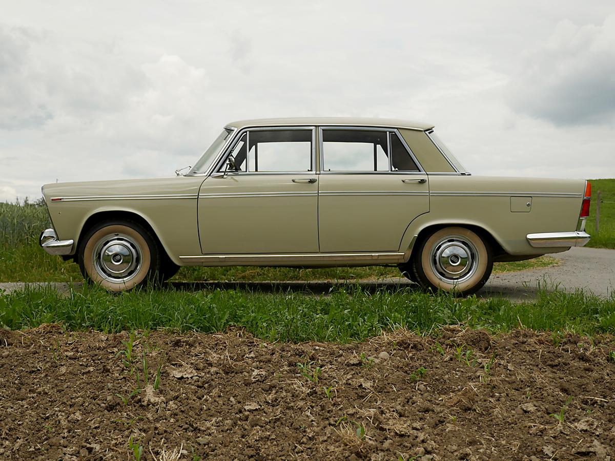 fiat 2300 s lusso beige 1965 0000 1