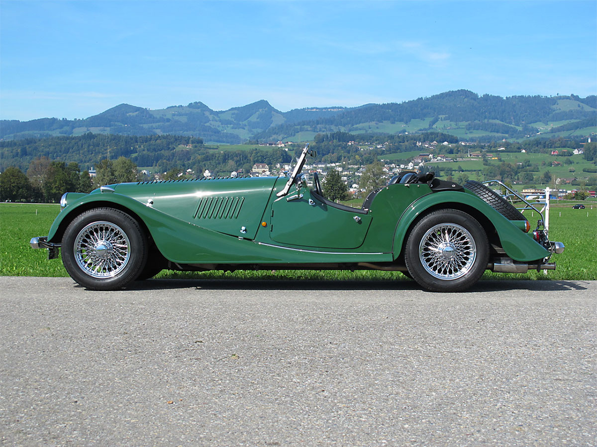 morgan plus 8 roadster 4-0 litre darkgreen 1992 1200x900 0000 1