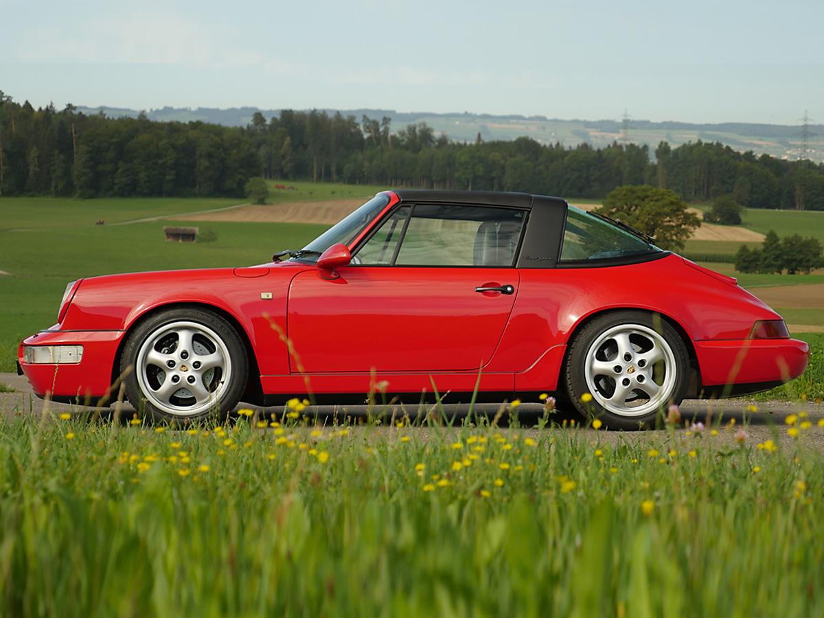 porsche 911 964 carrera 4 targa rot 1991 1200x900 0000 1