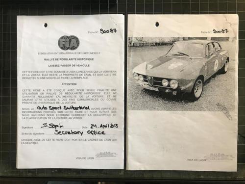 alfa romeo 1750 GTA rot 1971 0017 Ebene 0 (1)