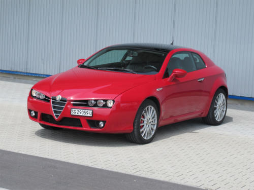 alfa romeo brera 3.2 jts q4 coupe manual rot 2006 0001 2