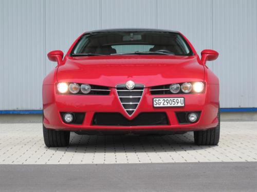 alfa romeo brera 3.2 jts q4 coupe manual rot 2006 0004 5