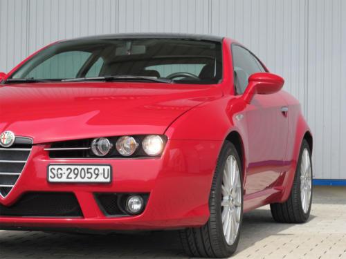 alfa romeo brera 3.2 jts q4 coupe manual rot 2006 0006 7
