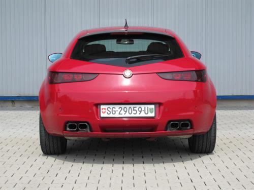 alfa romeo brera 3.2 jts q4 coupe manual rot 2006 0007 8