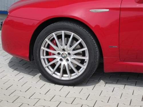 alfa romeo brera 3.2 jts q4 coupe manual rot 2006 0009 10