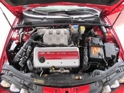 alfa romeo brera 3.2 jts q4 coupe manual rot 2006 0012 13
