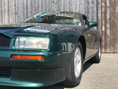 aston martin virage v8 coupe manual dunkelgruen 1990 0004 5