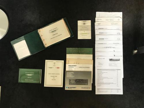 aston martin virage v8 coupe manual dunkelgruen 1990 0013 14