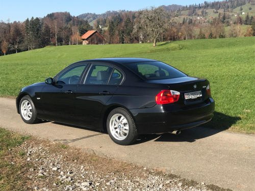 bmw 318i manual schwarz 2007 0003 Ebene 12