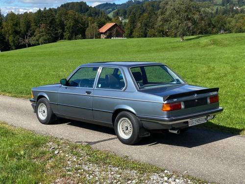 bmw 320 06 e21 coupe sd nauticblau 1982 0003 IMG 4