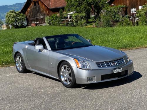 cadillac xlr roadster silber 2006 0002 IMG 3