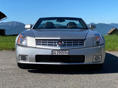 cadillac xlr roadster silber 2006 0004 IMG 5