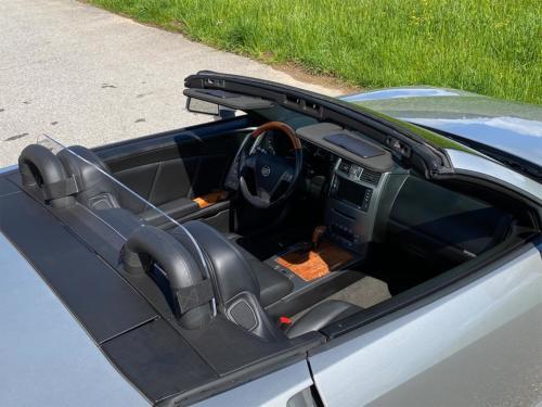 cadillac xlr roadster silber 2006 0010 IMG 11