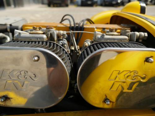caterham super seven 1600 kent crossflow gelb 1985 0010 11