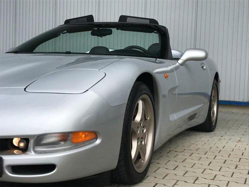 chevrolet corvette c5 cabrio ls1 silber 1998 0005 Ebene 10