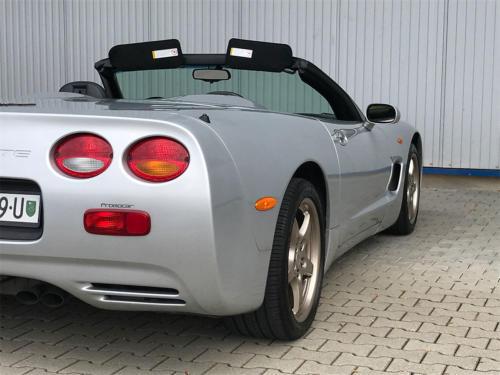 chevrolet corvette c5 cabrio ls1 silber 1998 0008 Ebene 7