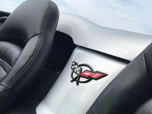 chevrolet corvette c5 cabrio ls1 silber 1998 0014 Ebene 1