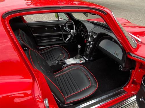 chevrolet corvette stingray c2 manual coupe rot 1967 0012 IMG 13