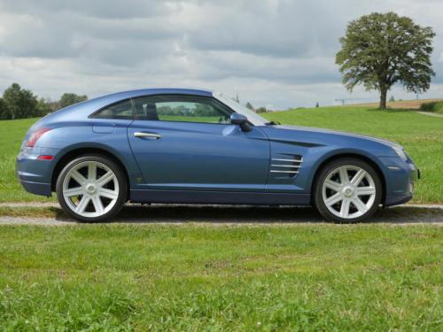 chrysler crossfire 3-2 coupe blau metallic 2007 0004 5