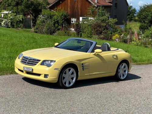 chrysler crossfire 3-2 v6 roadster gelb 2005 0001 IMG 2