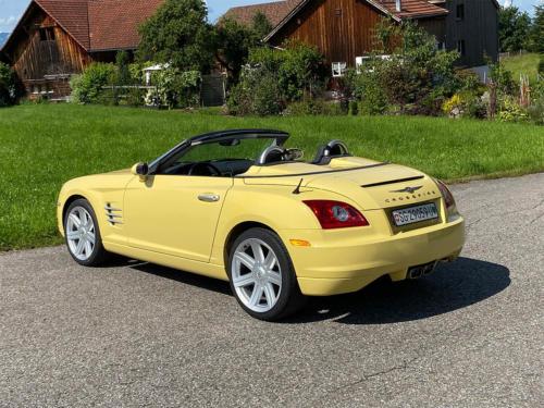 chrysler crossfire 3-2 v6 roadster gelb 2005 0003 IMG 4