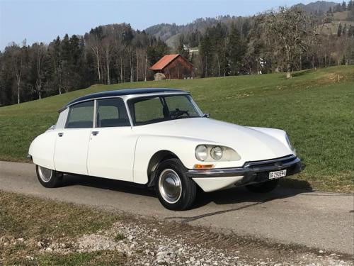 citroen d super limousine weiss 1973 0001 Ebene 14