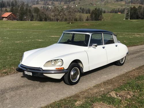 citroen d super limousine weiss 1973 0002 Ebene 13