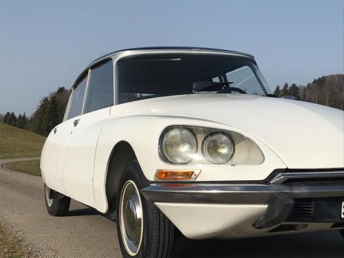 citroen d super limousine weiss 1973 0006 Ebene 9