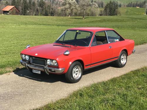 fiat 124 cc sport 1600 coupe rotbraun 1974 0002 IMG 3