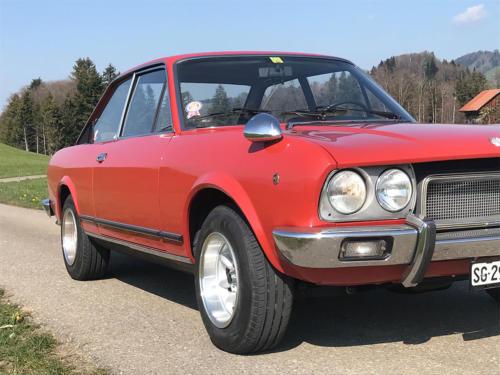 fiat 124 cc sport 1600 coupe rotbraun 1974 0005 IMG 6