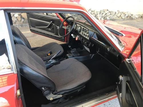 fiat 124 cc sport 1600 coupe rotbraun 1974 0012 IMG 13