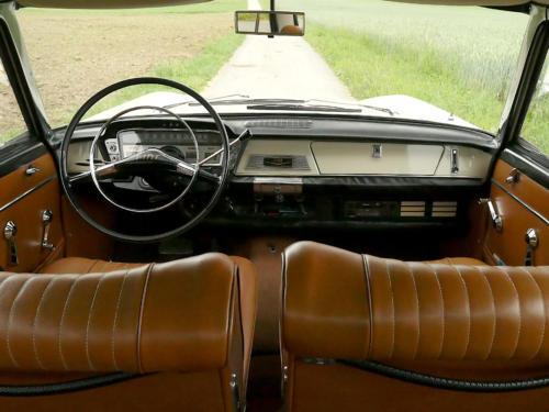 fiat 2300 s lusso beige 1965 0011 12