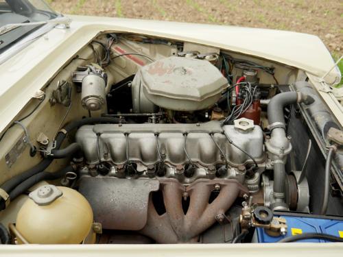 fiat 2300 s lusso beige 1965 0012 13