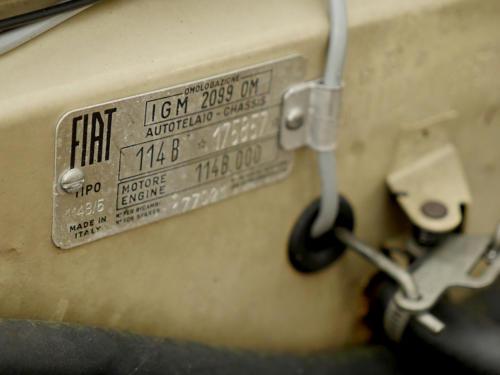 fiat 2300 s lusso beige 1965 0014 15