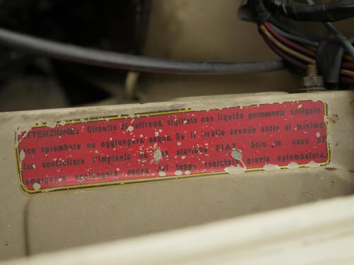 fiat 2300 s lusso beige 1965 0015 16