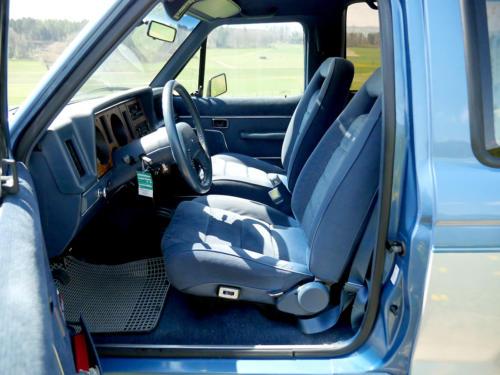 ford bronco ii xlt blau silber 1989 0009 10