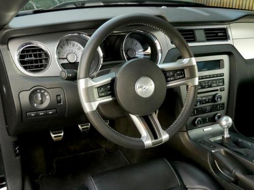ford mustang gt 5-0 premium schwarz 2012 0008 9
