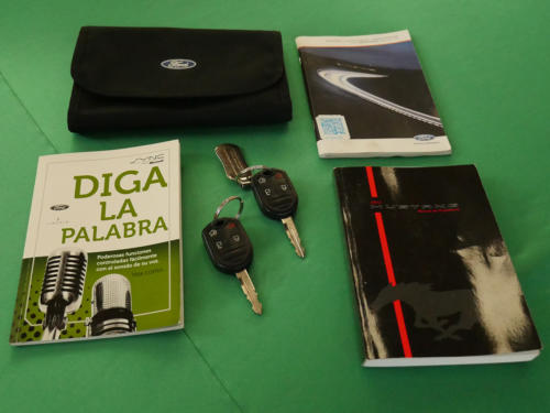 ford mustang gt 5-0 premium schwarz 2012 0011 12