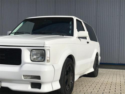 gmc typhoon 4-3 liter v6 turbo weiss 1993 0006 Ebene 9
