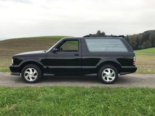 gmc typhoon V6 turbo allrad schwarz 1993 0000 Ebene 15