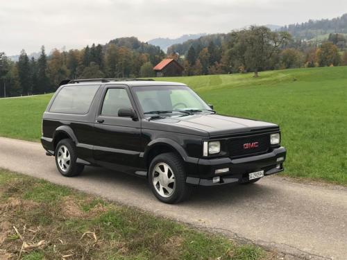 gmc typhoon V6 turbo allrad schwarz 1993 0001 Ebene 14