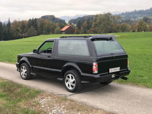 gmc typhoon V6 turbo allrad schwarz 1993 0002 Ebene 13