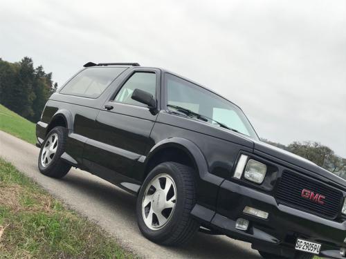 gmc typhoon V6 turbo allrad schwarz 1993 0005 Ebene 10