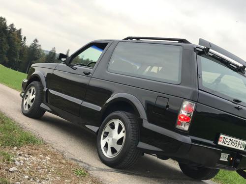 gmc typhoon V6 turbo allrad schwarz 1993 0007 Ebene 8