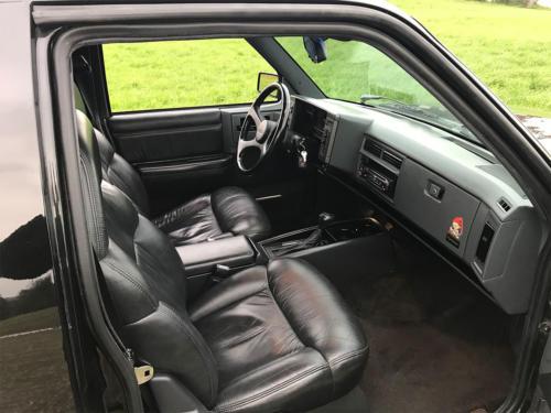 gmc typhoon V6 turbo allrad schwarz 1993 0009 Ebene 6