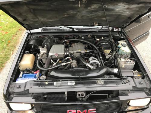 gmc typhoon V6 turbo allrad schwarz 1993 0014 Ebene 1