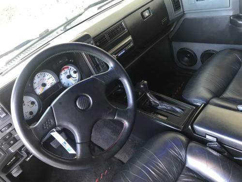 gmc typhoon v6 4-3 liter turbo schwarz 1995 0012 IMG 13